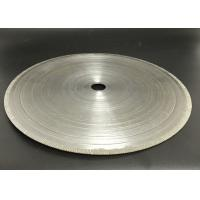 """China 6"""" Inch Notched Rim Diamond Cutting Saw Blades for Lapidary Saw factory"""