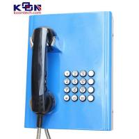 Buy cheap Outdoor Hotline Public Switched Telephones Communication , Help Point Phone from Wholesalers