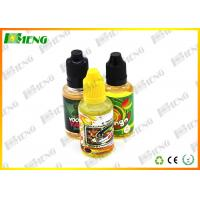 Buy cheap Unique Electronic Cigarette Liquid E Cig Juices Glass With Childproof Dropper Cap from Wholesalers