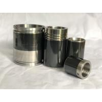 China Spraying Aluminum Oxide Bushing Assembly In High Rotation Speed Shaft factory