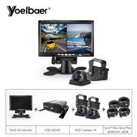 China Customized DVR BUS Taxi Mobile CCTV Camera System Online Monitoring Accident Security on sale