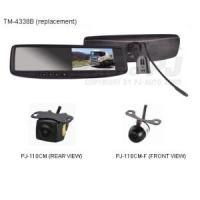 Buy cheap 4.3-Inch OEM-Style Mirror Camera System (PJ-4338B-RS) from Wholesalers