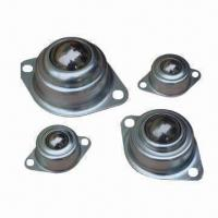China Ball Transfer Units, Made of Stainless Steel/Chrome Steel/Carbon Steel, with Long Lifespan on sale