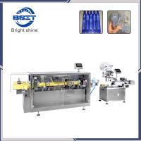 China oral liquid lemon juice drinking Plastic Ampoule Forming and Filling and Sealing Machine factory