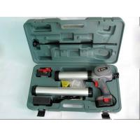 China both cartridge and sausage use cordless caulking gun(BC-E1410G) factory