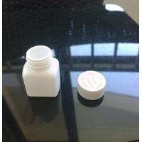 China 30cc Square Medical plastic bottle with Childproof cap factory