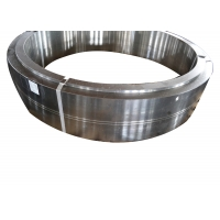 China According To Drawings ASME P91 Forged Steel Rings factory