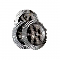 China Forging Spur 34CrNiMo6 Metal Small Spur Gear factory