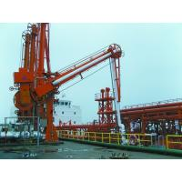 Buy cheap marine loading arm seaport fluid loading arm china supplier from Wholesalers