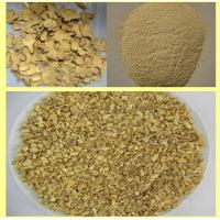China DRY GINGER FLAKES POLISHED factory