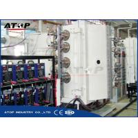 Buy cheap PLC Electric Control Metal Coating Machine For Glass / Ceramics Crafts from Wholesalers