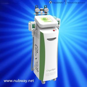 Cavitation Rf Ice Frozen Vacuum Latest Cryolipolysis Slimming Machine