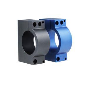China Spindle Bracket Anodizing Custom CNC Machining Parts Turning Milling factory