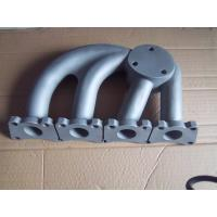 China OEM Iron Steel Sand Casting Parts / Automobile Exhaust Pipe Parts ISO 9001 Approval factory