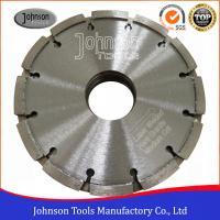 Fast Cutting Tuck Point  Diamond Blades For Hard Granite 150 Mm Medium Grit
