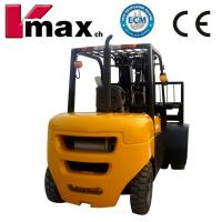 China Vmax 3.5 Ton Automatic Diesel Forklift Trucks for sale on sale