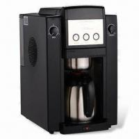 Buy cheap Bean-to-Cup Automatic Coffee Maker with Detachable Water Tank, American Style from Wholesalers