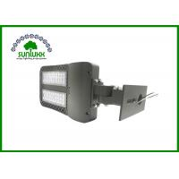 Buy cheap 400W Metal Halide Equivalent Replacement 150W LED Shoebox Retrofit Kit Slip Fit Mount from Wholesalers