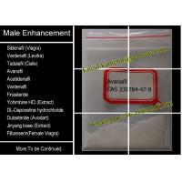 Buy cheap Male Sex Hormone Powder Avanafil Steroid Sexual Enhancement Ingredients CAS 330784-47-9 from Wholesalers