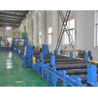 China Light Steel Automatic H Beam Production Line, H Beam Combination Welding Machine factory