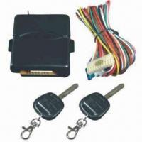 China Car Door Lock System with LED Indicator, Supports Trunk Release Function factory