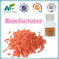 China suppliers ISO & HACCP wolfberry extract powder factory