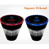Buy cheap Touch Screen Square E Head Electronic Hookah E cigarettes 2200mAh Bettery Capacity from Wholesalers