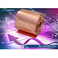 China 1oz 1290mm Civen FCCL Electrolytic Copper Foil For Conduct Electricity factory