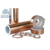 China 0.05mm Single Side Conductive Copper Foil Tape For PDP / LCD Monitors factory