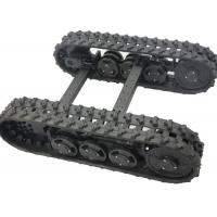 China Small Excavator Undercarriage Parts High Performance For All Terrain / Season on sale