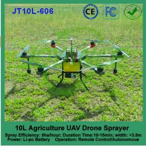 China Agricultural drone sprayer uav drone crop duster drone sprayer for agriculture on sale