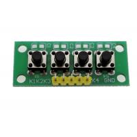 Buy cheap For DIY Project 4 Push Buttons Accessory Board Matrix Keypad Module from wholesalers