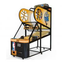 China Kid / Adult Street Basketball Machine , Commercial Basketball Arcade Game factory
