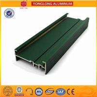 Buy cheap Powder Coated 6005 6005A Aluminum Alloy Profiles / Heat Transfer Plates from Wholesalers