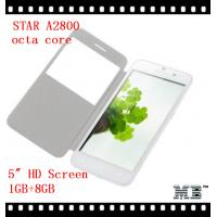 China Star A2800 5 Inch MTK6592 Octa Core Android 4.2 RAM 1GB ROM 8GB dual sim 13.0MP on sale