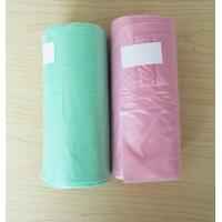 Buy cheap 12 Micron 30L T Shirt Plastic Garbage Bags HDPE Material Blue Colour 460 * 560mm from wholesalers