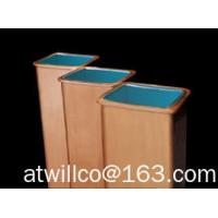 China Copper mould tube130*130,Cu-Dhp copper mould tubes,with Cr coating,made in china factory