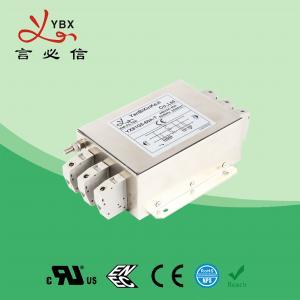 China Screw Mount Inlet Emc Noise Filter Rated Voltage 115V/250V OEM Service factory