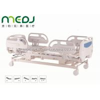 Buy cheap Electric ICU Hospital Bed Healthcare MJSD04-04 ABS Guardrail With 5 Functions from Wholesalers