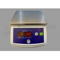 China SS Platter LED 3kg 7.5kg 15kg IP55 Electronic Weighing Scale factory
