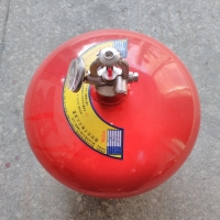 China No Damage 6kg Ceiling Type Automatic Fire Extinguisher on sale