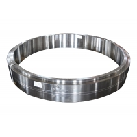 China High Tensile Strength 980Mpa Ring Rolled Forging factory