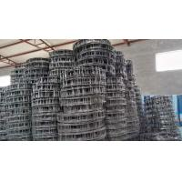 Buy cheap Black Steel Wire Brick Mesh / Low Carbon Steel Construction Brick Mesh 4.0mmX30m from Wholesalers