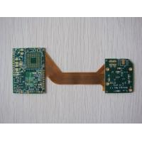 China Bluetooth pcb module rigid flex pcb FR4 and polyimide pcb with fast delivery on sale