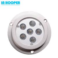 Buy cheap RGB 3 In 1 High Power 24W Marine LED Light IP 68 LED Lights For Boat Marine from Wholesalers