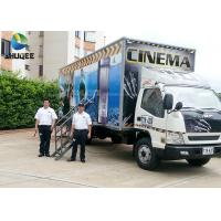 China Movable 7D Movie Theater Trailer factory