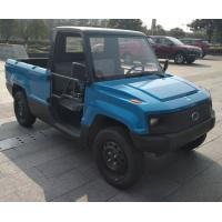 Buy cheap Vehicle Assembling Electric Small Pickup Trucks With Rear Wheel Drive from Wholesalers