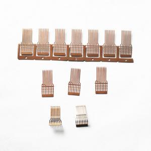 Buy cheap OEM Accurate Metal Stamping Dies Terminals Tolerance +/-0.05mm from Wholesalers