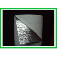 China Waterproof 3mm Reflective Foil Insulation EPE Foam Sigle Aluminum Material on sale