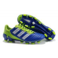 China Predator x trx fg Cleats Feature Outdoor Soccer Shoes with SPRINTSKIN , Synthetic on sale